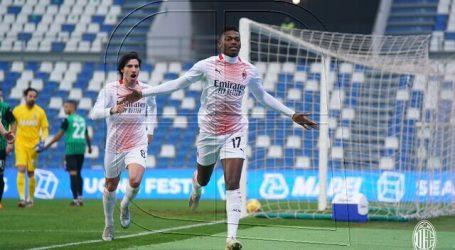 Rafael Leao marca el gol más rápido de la historia de las ligas europeas