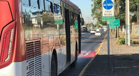 Plan de Movilidad completa 83% de avance en vías para transporte público