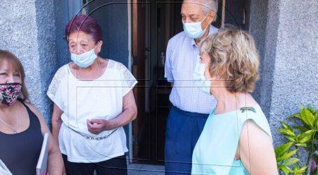 Lanzan campaña de cuidado a adultos mayores en tiempos de pandemia