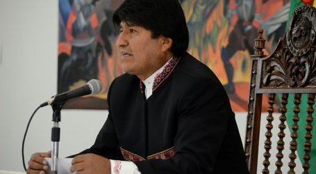 Anulan proceso contra expresidente Evo Morales por presunto fraude electoral