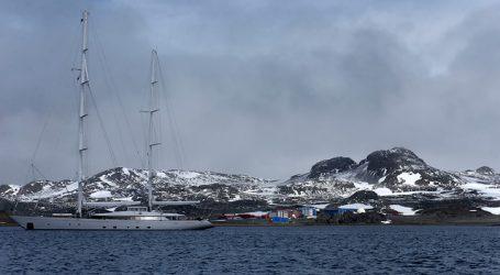 Sismo de 5.3° se registró este domingo en el territorio chileno antártico