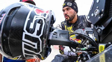 Dakar: Pablo Quintanilla acabó séptimo la edición 2021 en la categoría motos