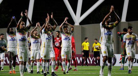Chapecoense vuelve a la primera división de Brasil