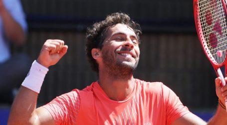 Tenis: Gonzalo Lama accedió al cuadro principal del torneo M15 de El Cairo