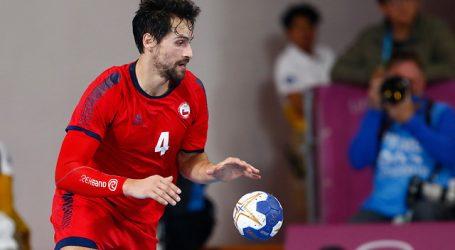 Mundial Balonmano: Chile se inclinó ante Suecia e hipoteca su clasificación
