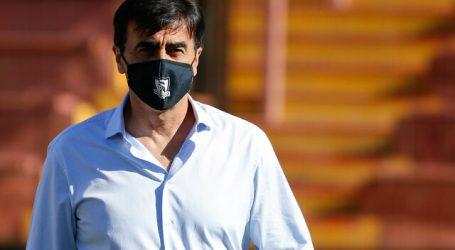 Angel Botto revela que Quinteros arriesga entre dos a tres partidos de sanción