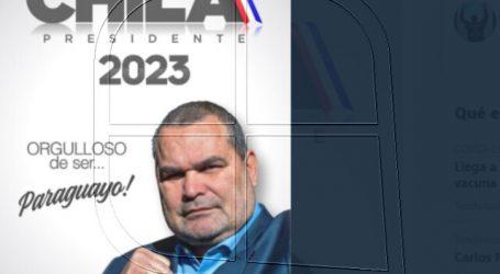Chilavert pidió la expulsión de Alejandro Domínguez desde la Conmebol