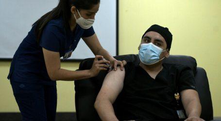 Covid-19: Comenzó el proceso de vacunación en la región dee Tarapacá