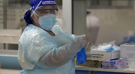Covid-19: Biobío presenta 443 casos nuevos, 60.175 acumulados y 2.874 activos