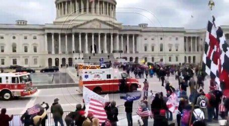 Asaltantes del Capitolio podrían enfrentar cargos federales en EEUU