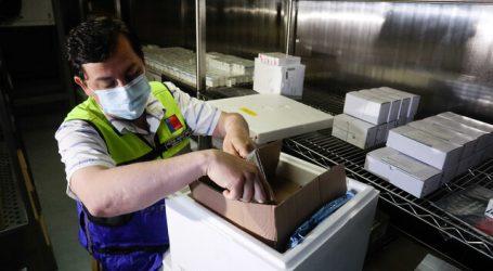 Llegan al Biobío segundas dosis de la vacuna Pfizer-BioNTech