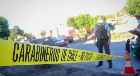 Balacera dejó 2 fallecidos y un herido grave en la comuna de San Ramón
