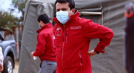 Francisco Álvarez dejó el cargo de Seremi de Salud de Valparaíso