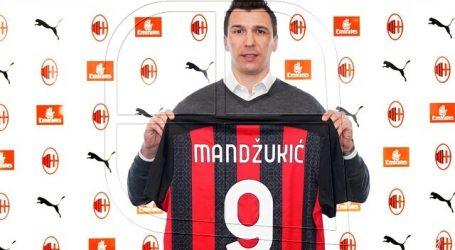 AC Milán anunció la contratación del croata Mario Mandzukic