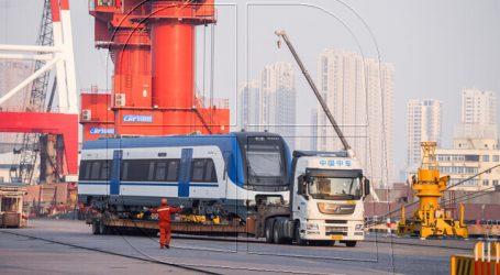 Inician viaje los últimos 9 nuevos trenes que renovarán servicios en Biobío