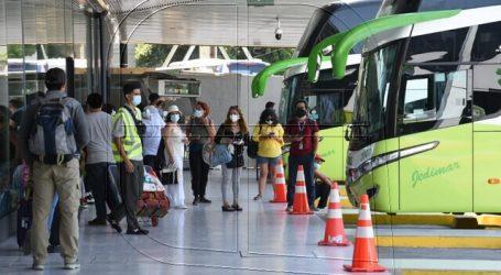 Fiscalizan en terminales de buses funcionamiento del plan especial de vacaciones