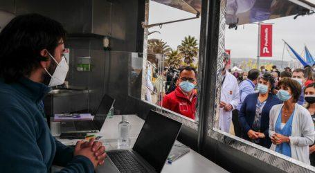 Subsecretaria Daza dio inicio al funcionamiento del TTA Móvil en Valparaíso