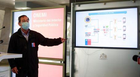 Onemi anunció auditoría Técnico-Jurídico a empresa a cargo del sistema SAE