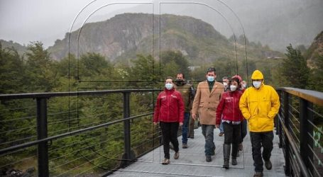 Realizan balance tras dos meses de apertura del Parque Torres del Paine