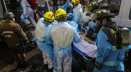 Minsal realizó balance tras incendio del Hospital San Borja Arriarán