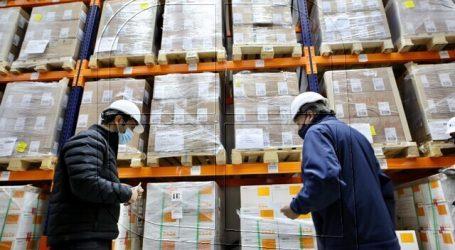 Ministro Delgado supervisó distribución de dosis de vacunas a regiones