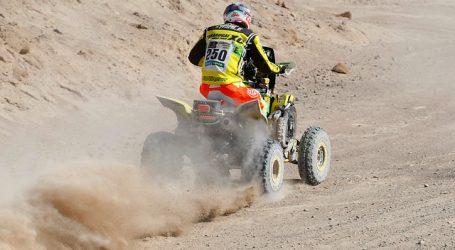Dakar: Giovanni Enrico escaló al liderato en los quads tras la etapa 3