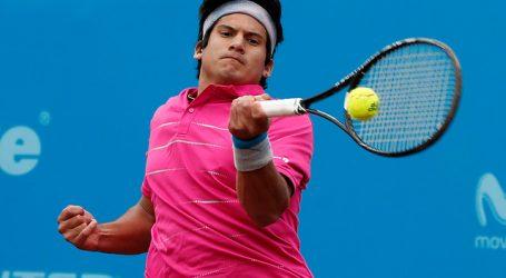 Tenis: Bastián Malla quedó eliminado tras retiro en el torneo M15 de El Cairo