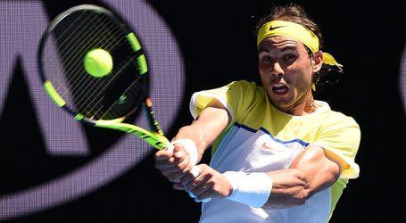 Nadal alcanza las 800 semanas consecutivas en el 'Top 10' del ranking ATP