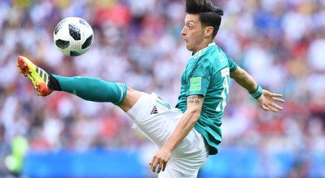 """Özil descartó volver a la selección alemana: """"No volveré a jugar allí"""""""