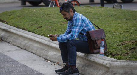 INE: Tasa de desocupación nacional llegó a 10,7% en 2020