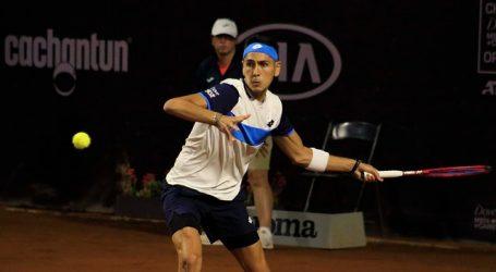 Tenis: Alejandro Tabilo avanzó a cuartos de final en Challenger de Antalya 2