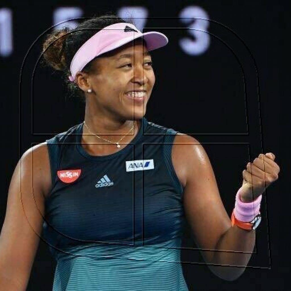 Tenis: Naomi Osaka y Jennifer Brady jugarán la final del Abierto de Australia