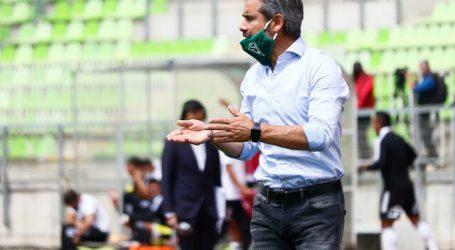 Miguel Ramírez dejó de ser el director técnico de Santiago Wanderers