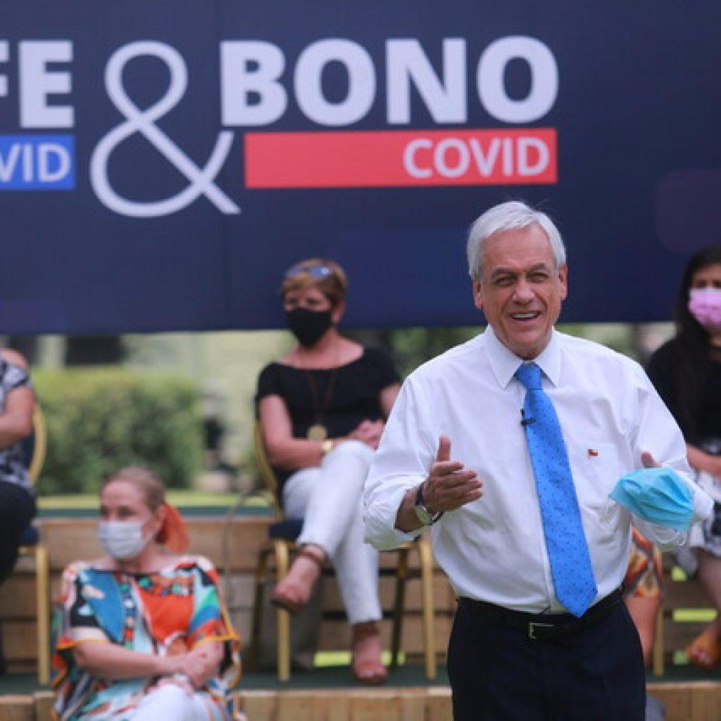 Intendente de Coquimbo valoró extensión de IFE y Bono Covid para marzo y abril