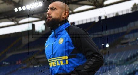 Inter no multará a Arturo Vidal por su fuerte protesta contra Antonio Conte