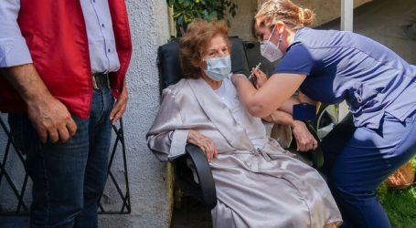 Covid-19: Un total de 281.301 personas han sido vacunadas en Chile
