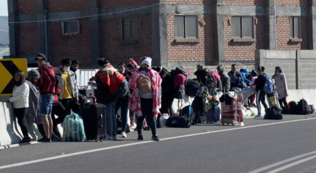 Más de 100 extranjeros serán expulsados este miércoles desde Chile