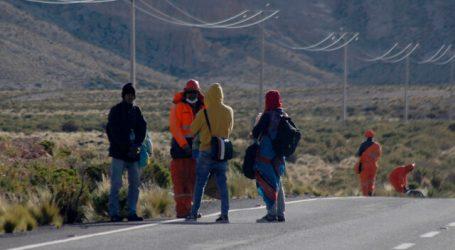 PDI Tarapacá denunció a 7.039 extranjeros por ingreso ilegal al país en 2020
