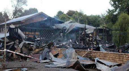 Registro Civil lamenta quema de oficina en Panguipulli