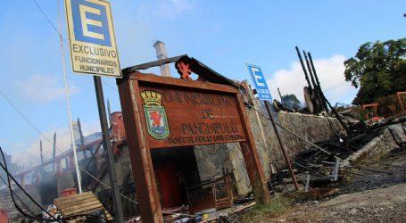 Fiscalía señala que aún no hay detenidos por incendios en Panguipulli