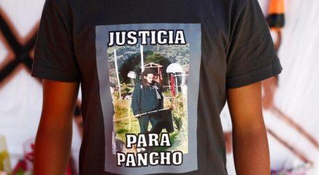 Revisan medidas cautelares de carabinero que baleó a Francisco Martínez