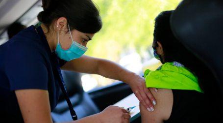 Más 776 mil personas han sido vacunadas en Chile contra el Covid-19