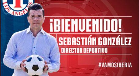 Sebastián 'Chamagol' González es el nuevo director deportivo de Iberia