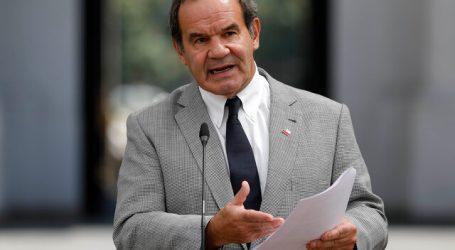 Allamand afirmó ante la ONU que Chile recuperó normalidad tras estallido social