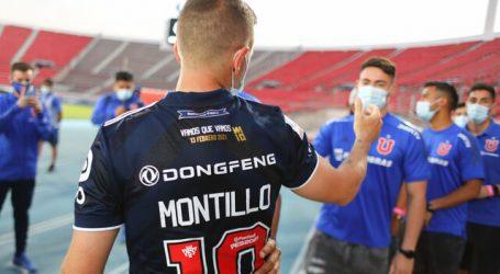 """Montillo: """"Me costó tanto venir acá que no tenía ganas de seguir mendigando"""""""