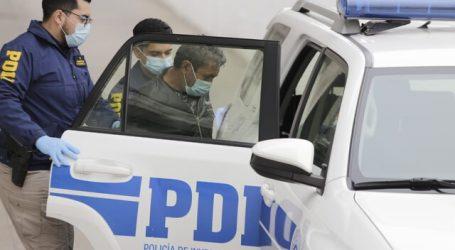En prisión preventiva queda imputado por femicidio en Puente Alto