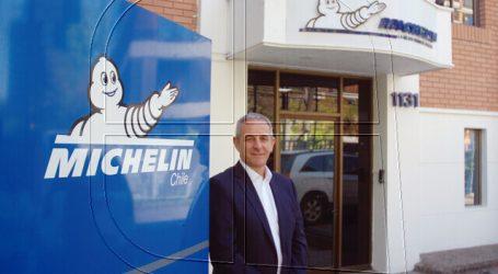 Michelin construirá en Chile su primera planta de reciclaje de neumáticos