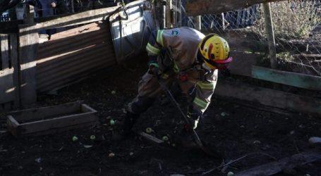 Continúa la búsqueda del niño de 3 años perdido en la comuna de Arauco