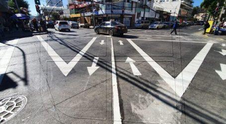 Municipio de Viña del Mar habilitó nuevo cruce estilo Tokio