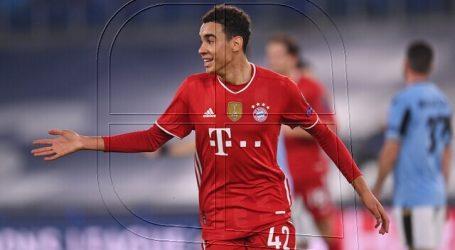 Champions: El Bayern goleó a la Lazio y quedó a un paso de los cuartos de final